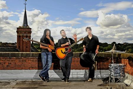 East RIver Wedding Band Nottingham