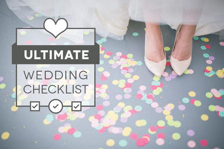 Ultimate Wedding Checklist Feature Image