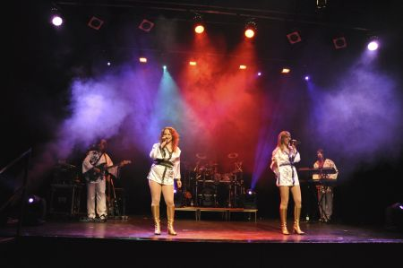 Abba Tribute Shows with Hire A Band