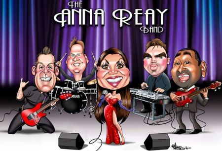Anna Reay Band with Hireaband