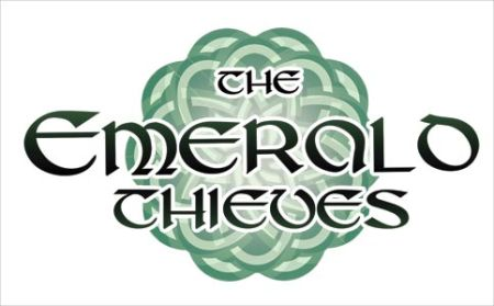 Emerald Thieves with Hireaband