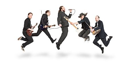 Fax a Birmingham based 5 piece wedding and function band available to book now