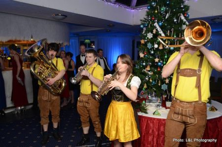 German Oompah Band with Hire A Band