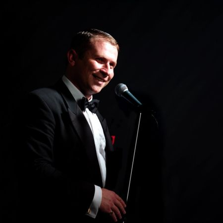 Jay Oxenham, Sinatra Tribute with Hire A Band