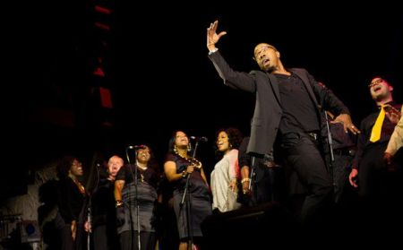 London Community Gospel Choir with Hire A Band