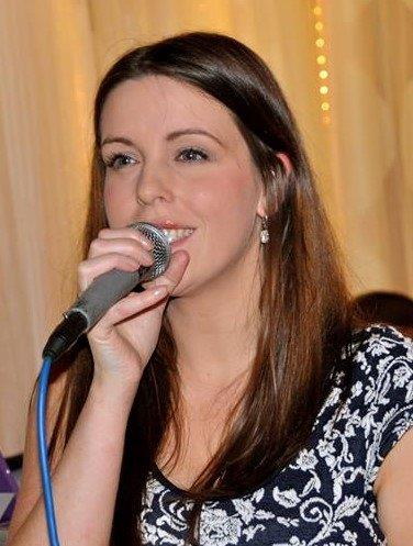 Mairead - wedding singer for hire in Ireland