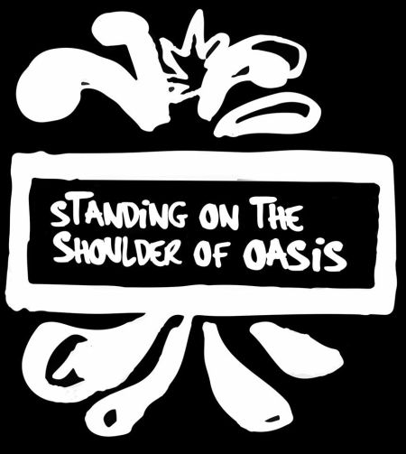 Standing On The Shoulder Of Oasis with Hireaband