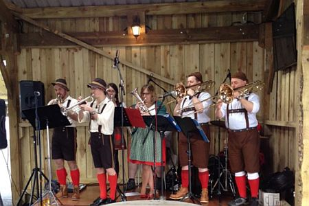 German Oompah Band