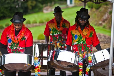 Steel Drum Band with Hireaband