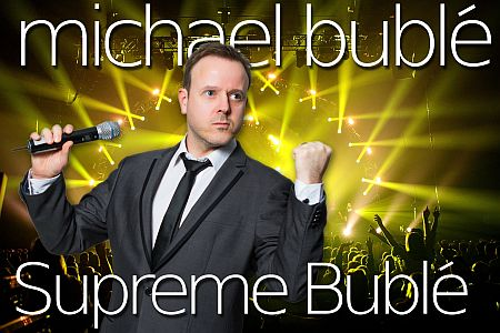 Michael Bublé Tribute Act
