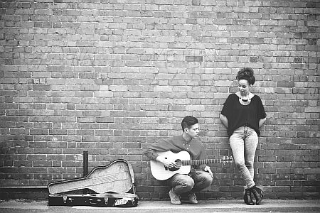 The Ark acoustic duo