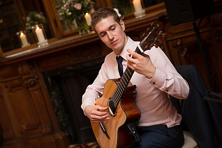 The Essential Classical Guitarist for all weddings and private events