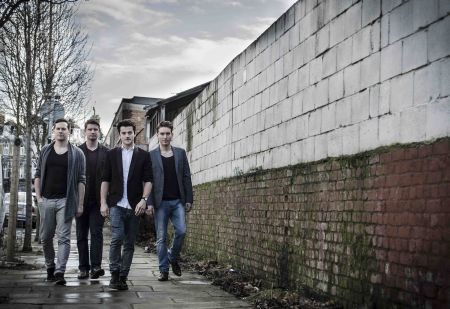 Midlands based Take That tribute act with Hireaband