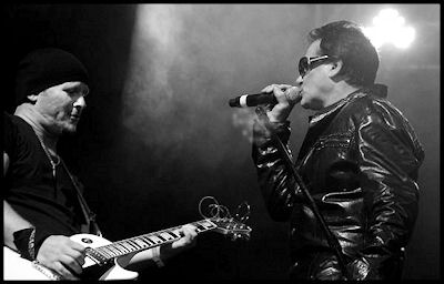 U2 tribute with Hire A Band