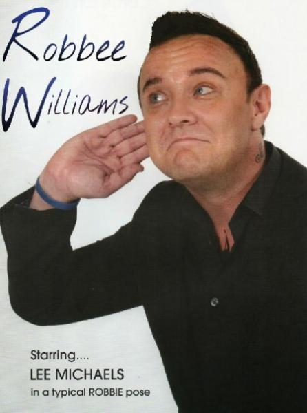 Tribute Artist Ultimate Robbie