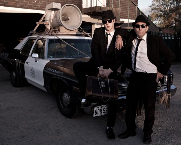 Birmingham Blues Brothers from Hireaband