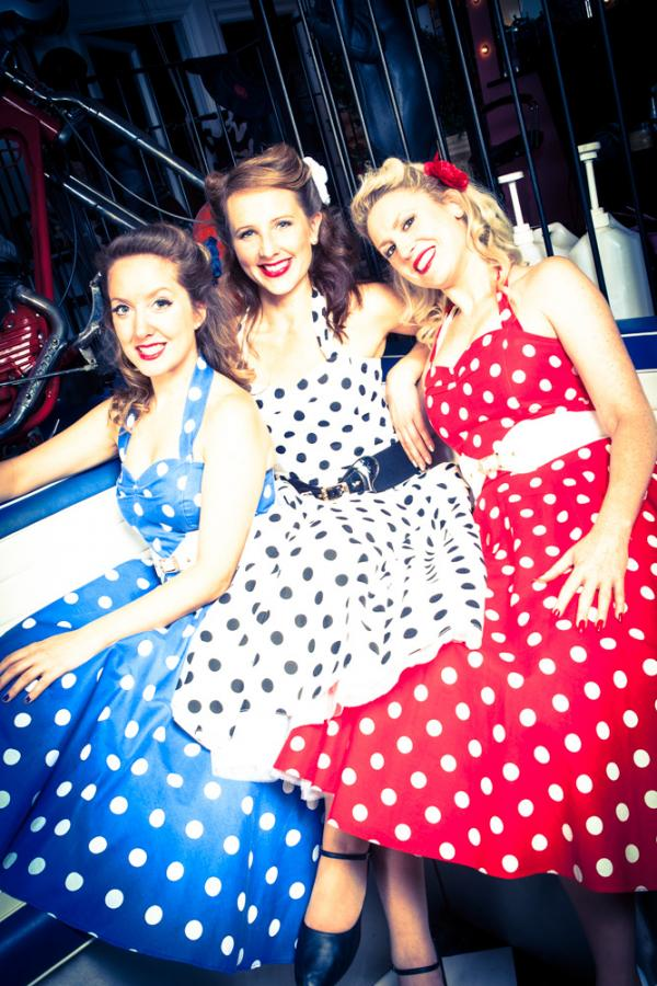 The Dotty Belles London 40s Harmony Group