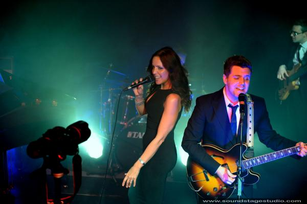 The Martinis London Wedding Function Band