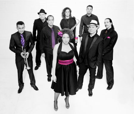 Soul Fiesta with Hire A Band