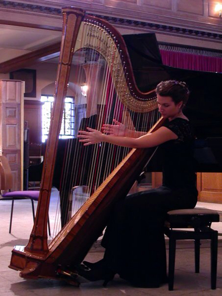 London Harpist